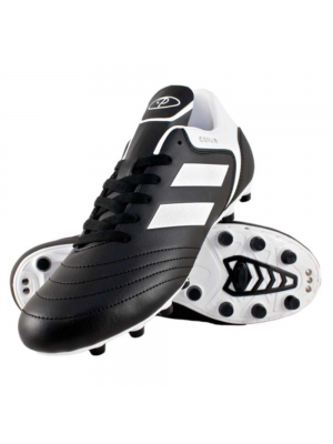 Premier Copa Soccer Boot (Adults/Youths) - Black/White