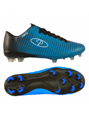 Premier Deportivo Soccer Boot (Adults/Youths) - Blue/Black