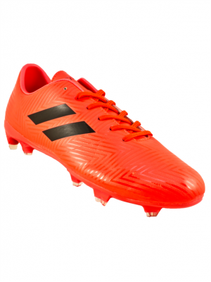 Premier Samba Soccer Boot (Adults/Youths) - Neon Orange