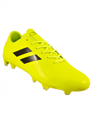 Premier Samba Soccer Boot (Adults/Youths) - Neon Yellow